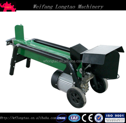 High Quality Mini 7 Ton with CE Power Driven Fluid Pressure Wood Log Splitter