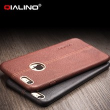 Premium Genuine Leather Case For iPhone 6 6s and Plus, Ultra thin Mobile Phone Back Cover Case For iPhone6s
