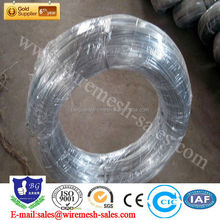 high quality Galvanized Iron wire(binding wire factory)