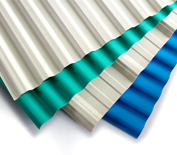 architectural model materials pvc roofing sheets/ lower price of pvc corrugated roof tiles