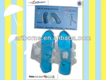 Perfect massager for foot Artborbe slipper heat pack