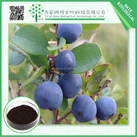 2015 hot selling health care product Bilberry Extract 4:1