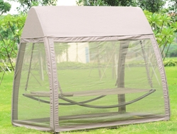 Guangdong Outdoor Furniture Swing Bed For Sale