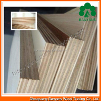 Wonderful melamined plywood of melamine glue and combi core for decoration