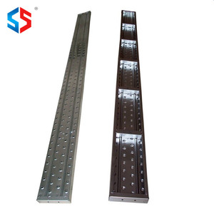 Tianjin Shisheng Pre-galvanized Walking Platform Plank in Indonesia
