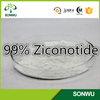 High quality 99% Ziconotide CAS: 107452-89-1 best price factory bulk supply