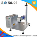 phone case marking machine fiber laser small metal engraving machine
