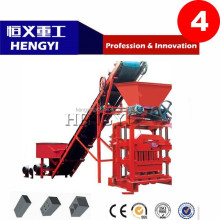 QT 4-40 Hot sale coal ash brick makin/Factory price brick making machine japan/linyi block machine