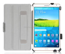 Litchi Leather Stand Cover For Samsung Galaxy Tab S 8.4 T700