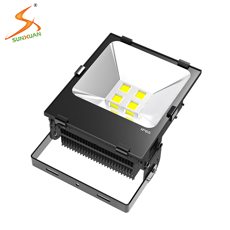 Good heat dissipation waterproof rgb wash flood lamp ip65 led color changing flood light