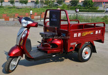 chinese / china three-weeled moped cargo tricycles