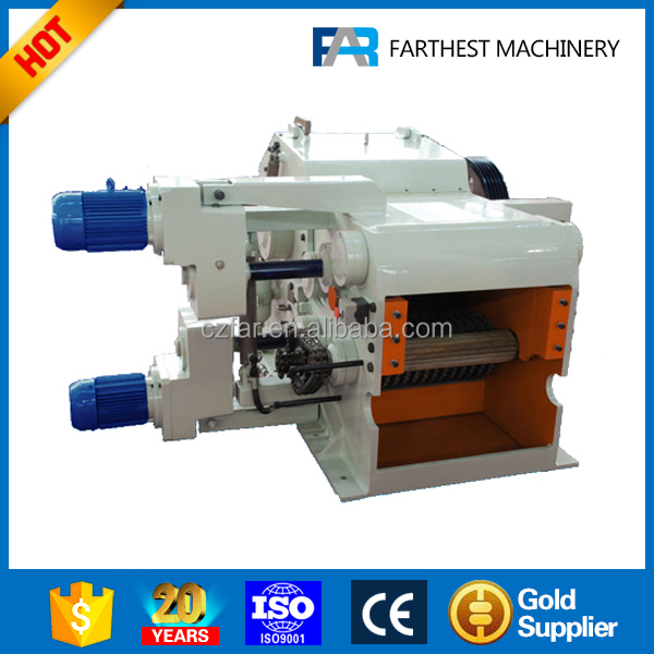 Energy Saving Woodworking Chipping Machine for Wood