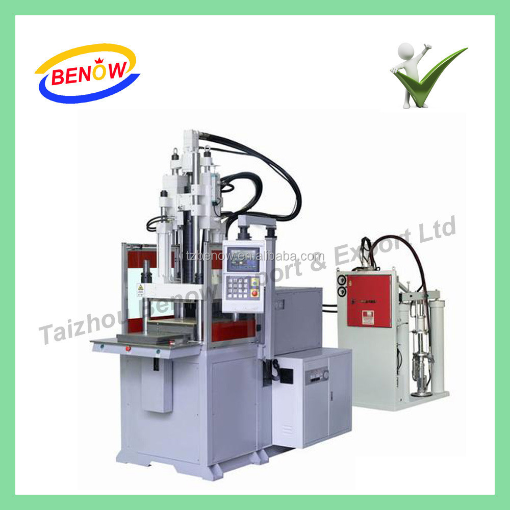 Vertical PP Plastic Product Injection Molding Machine