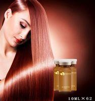 100% Original natural and effective promote hair growth restorer liquid vitamins that stimulate hair growth 62*10ml