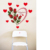 Valentine's Day Wall Decals Valentines Day Window Sticker, Colorful Home Decor Stickers
