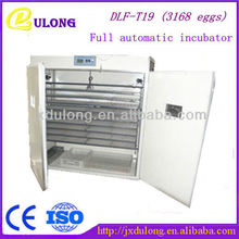 DLF-T19 Full Automatic holds 3168 eggs chicken incubator for sale