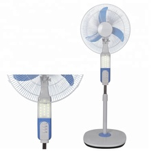 China factory DC12v 16IN solar rechargeable good price electric stand <strong>fan</strong>