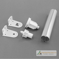 window shade 38mm reduction clutch roller blind accessory component