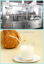 automatic coconut milk processing plant/canned fruit production process line
