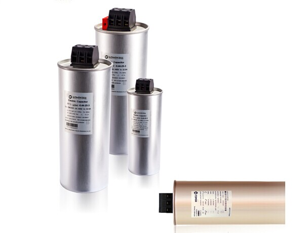 3 Phase Power Factor Correction Power Capacitors