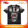 HongEn Apparel Hot sale sublimation latest t shirt designs for men & running t-shirt