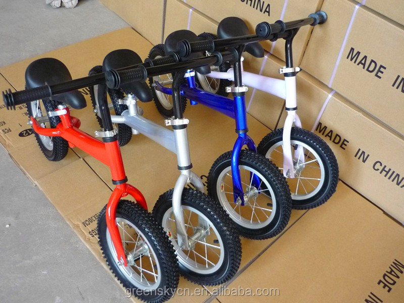 cheap kids balance <strong>bike</strong> with air tyre kids balance bicycle 12""
