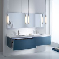 Whosale factory price china cheap floor mirror bathroom cabinets with light