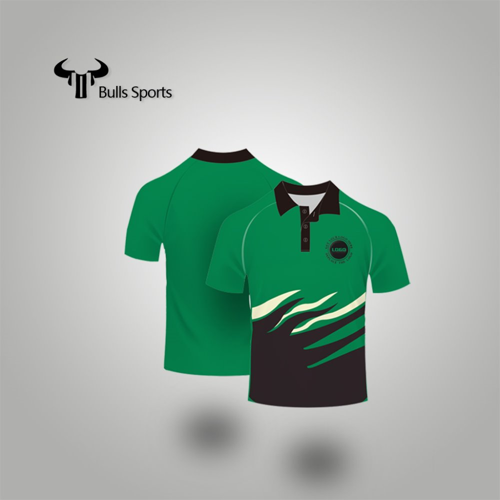 2016 design famous brands green polo shirts for men from dubai