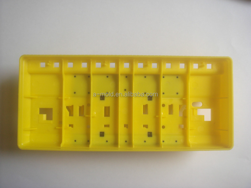 Custom Plastic Injection Molding, 2 shot moulding