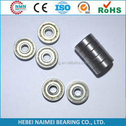 625ZZ/Z4 Continuous Current Electric Machine Bearings