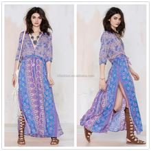 2015 bohemian hippie dresses bohemian style clothing for women LC576