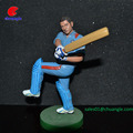 Custom sport man figurine souvenir / poly resin human figurine for home decor