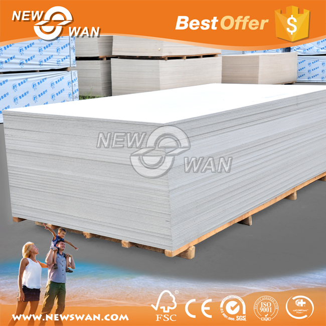 Foam cement board / fiber cement decorative wall board price