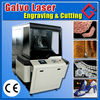 Galvo Laser Cutting Leather Paper Textile