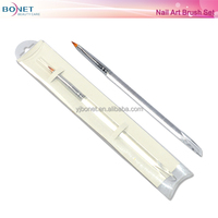 BNT0033 Acrylic Nail Art Design Painting Tool Pen Polish Brush Dotting Detailing Pen