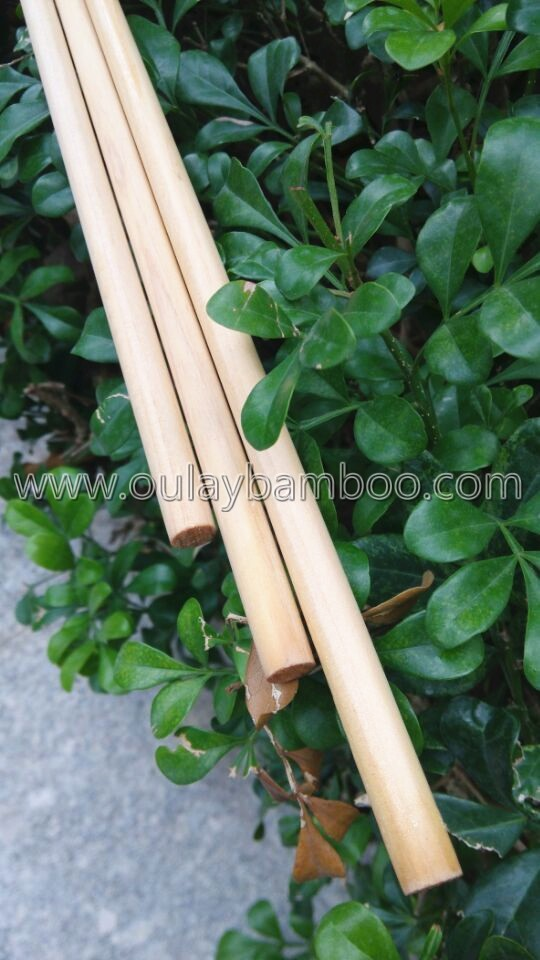 7.5mm~9mm imported bare cedar shafts for wood hunting arrows