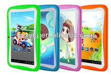 Shock Proof Silicone Case For 7inch Kids Tablet