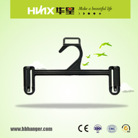 HBK018 Competitive Plastic Pants Hangers With High Quality