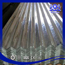 SGCC Hot Dipped Corrugated Galvanized Steel Sheet Metal Roof Used In Agricultural And Electrical