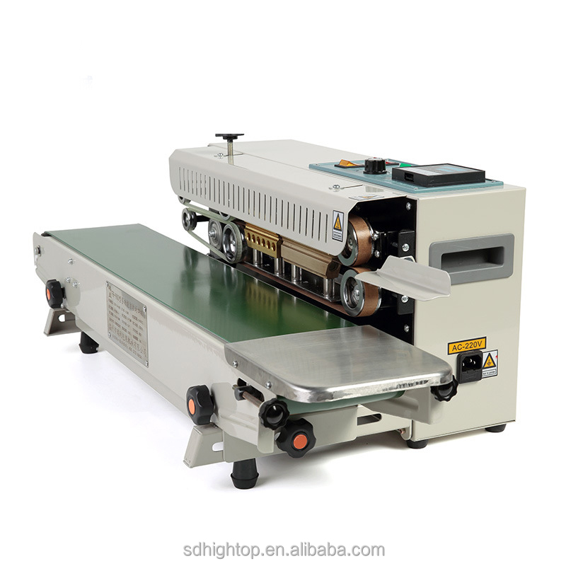 film Continuous sealing machine FR900 vertical continuous band sealer