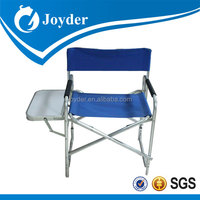 chinese promo gift JD-3007 high quality director chair with cup holder for picnic
