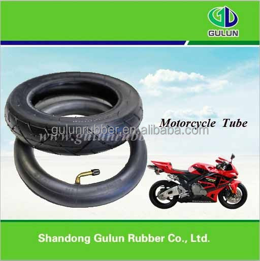 China motorcycle tire and tube factory 2.75-18 Motorcycle butyl inner tube for sale