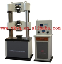 WA Digital Display Hydraulic Universal Testing Machine Price Used For Tensile Compression Bending Shear Testing