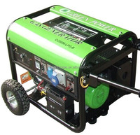CE certified small biogas generator 3KW