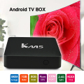 KM5 Amlogic S905X 4 core KODI 17.0 version Youtube OTA update h96 android tv box