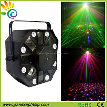 New Club Lighting! LED & Laser Combined dj Effect Disco Light