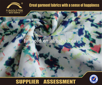 Wholesale digital print chiffon polyester fabric price per meter