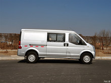 light duty dongfeng C35 euro5 LHD mini cargo van for sale
