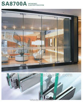 Office Glass Parttition Glass Sliding Wall