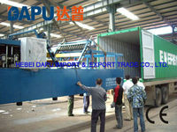Automatic EVG wire mesh panel welding machine